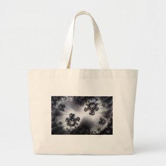 Bolso De Tela Gigante Galaxia del Grayscale