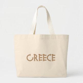Bolso De Tela Gigante Grecia antigua
