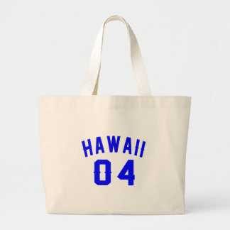 Bolso De Tela Gigante Hawaii 04 diseños del cumpleaños