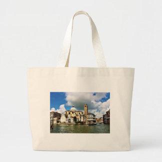 Bolso De Tela Gigante Iglesia de Venecia durante el d3ia