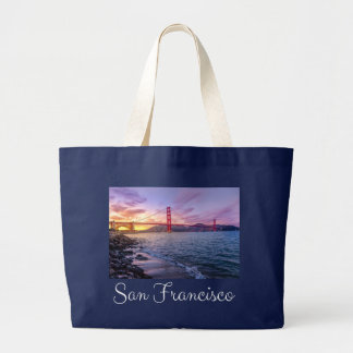 Bolso De Tela Gigante Puente Golden Gate de San Francisco California -