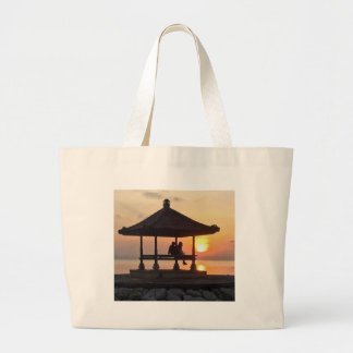Bolso De Tela Gigante Salida del sol en Bali