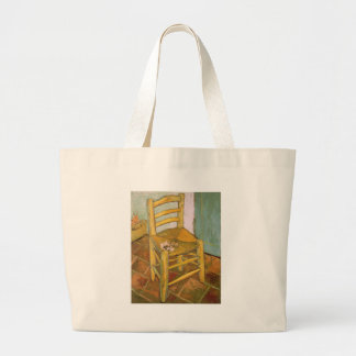 Bolso De Tela Gigante Silla de Van Gogh