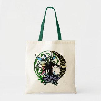 Bolso De Tela Hada de la sombra de Lotus
