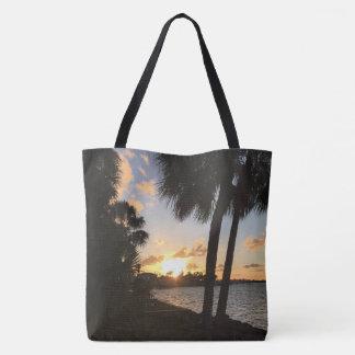 Bolso De Tela Hogar de la playa