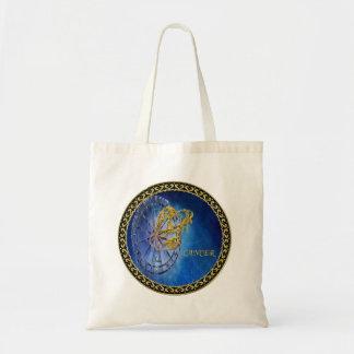 Bolso De Tela Horóscopo del diseño de la astrología del zodiaco
