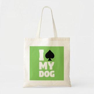 Bolso De Tela I espada mi perro (Spayed mi perro)