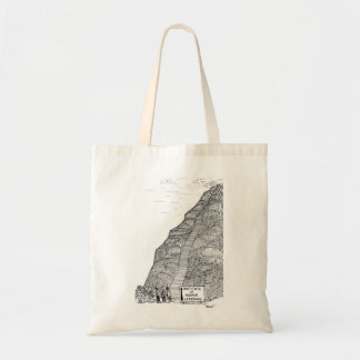Bolso De Tela Instituto del bookbag de la enseñanza superior