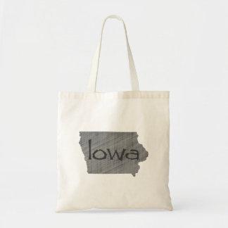 Bolso De Tela Iowa