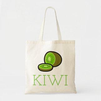 Bolso De Tela Kiwi