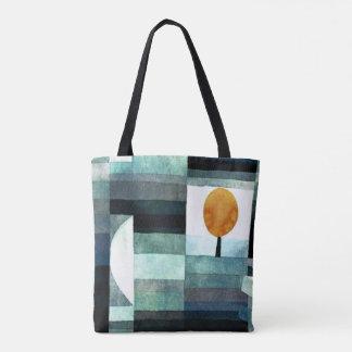 Bolso De Tela Klee - el mensajero del otoño