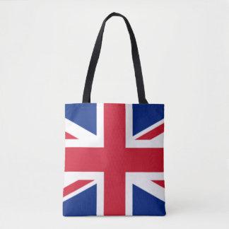 Bolso De Tela La bandera del Reino Unido