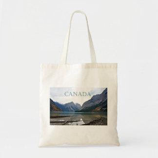 Bolso De Tela Lago Kinney, Canadá