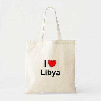 Bolso De Tela Libia