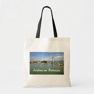 Bolso De Tela Lindau im Bodensee, recuerdo de Alemania