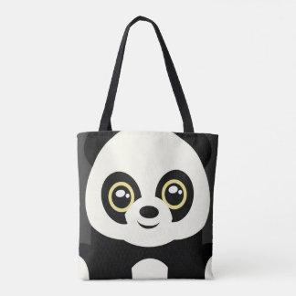 Bolso De Tela Little panda