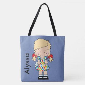 Bolso De Tela Los regalos personalizados de Alyssa