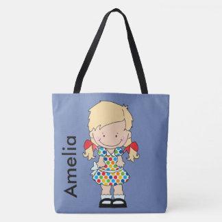 Bolso De Tela Los regalos personalizados de Amelia