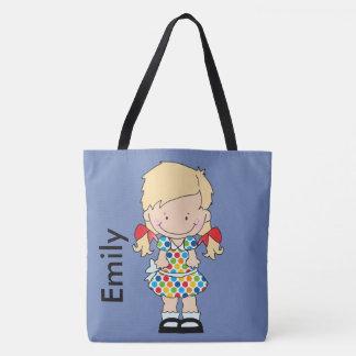 Bolso De Tela Los regalos personalizados de Emily