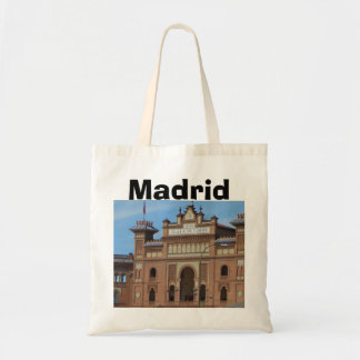 Bolso De Tela Madrid España