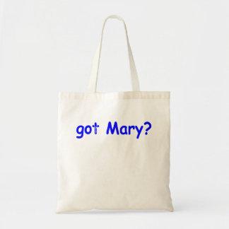 Bolso De Tela ¿Maria conseguida?