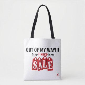 Bolso De Tela Mierda en la venta (viernes negro)