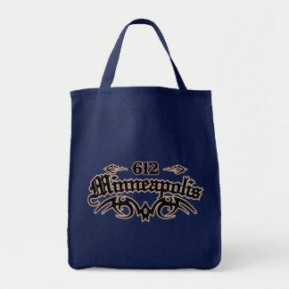 Bolso De Tela Minneapolis 612