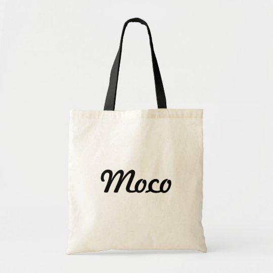 Bolso De Tela Moco Bag