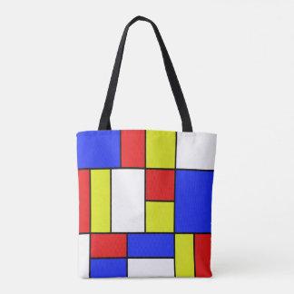 Bolso De Tela Mondriaan #19