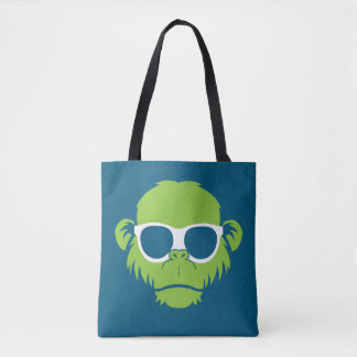 Bolso De Tela Mono demasiado fresco
