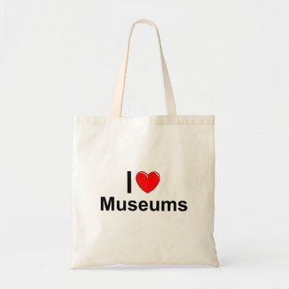 Bolso De Tela Museos
