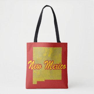 Bolso De Tela New México