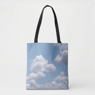 Bolso De Tela Nubes del cuento de hadas