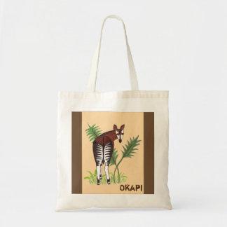 Bolso De Tela Okapi
