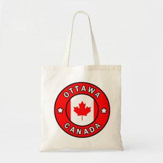Bolso De Tela Ottawa Canadá