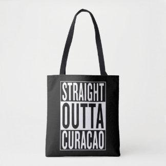 Bolso De Tela outta recto Curaçao