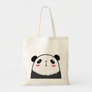 Bolso De Tela Panda perezosa