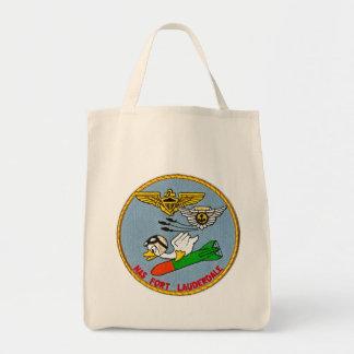 Bolso De Tela Pato del torpedo de la aviación naval