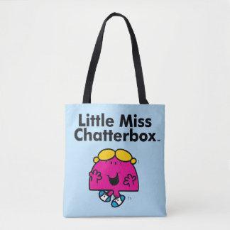 Bolso De Tela Pequeña pequeña Srta. Chatterbox de la Srta. el |