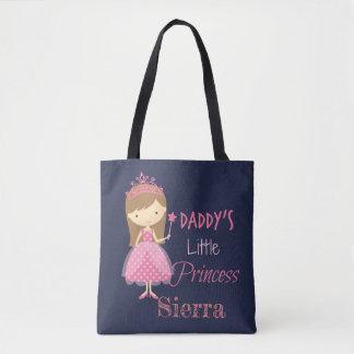 Bolso De Tela Pequeña princesa de Daddys