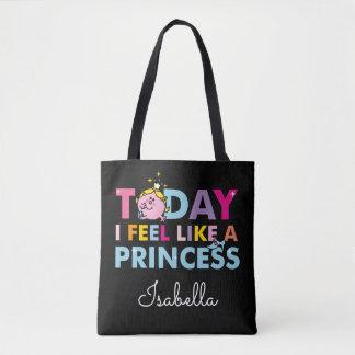 Bolso De Tela Pequeña Srta. princesa el | que siento como una