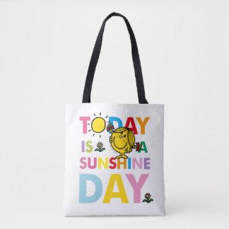 Bolso De Tela Pequeña Srta. Sunshine el | es hoy un día de la