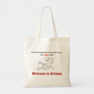 Bolso De Tela ¡Recepción a Arizona!