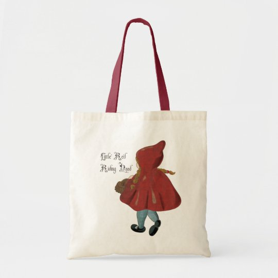 Bolso De Tela Red_Riding_hood