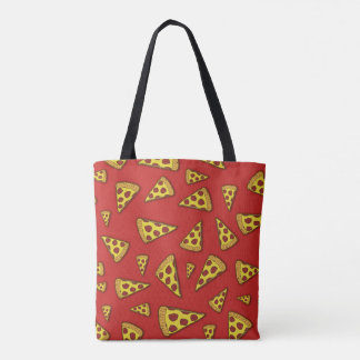 Bolso De Tela ¡Reglas de la pizza!