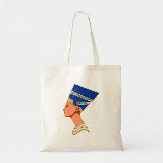 Bolso De Tela Reina Nefertiti