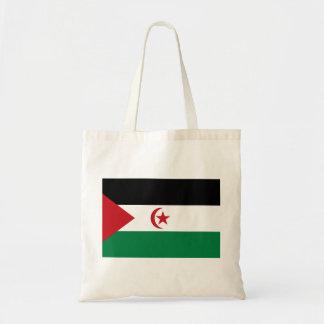 Bolso De Tela República Democratic árabe de Sahrawi