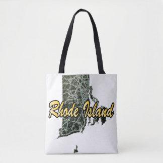 Bolso De Tela Rhode Island