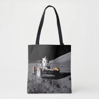 Bolso De Tela Rover lunar, Apolo 17