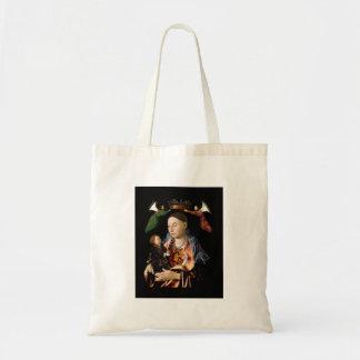 Bolso De Tela Salar Madonna y al niño de Cristo